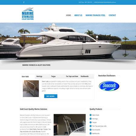 Marine Stainless & Alloy Solutions